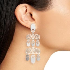 🆕 Kendra Scott Emmet tiered earrings